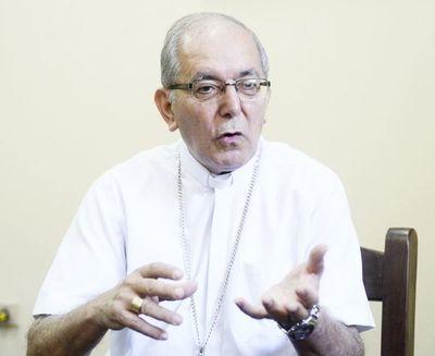 Mons. Valenzuela renunció como arzobispo de Asunción