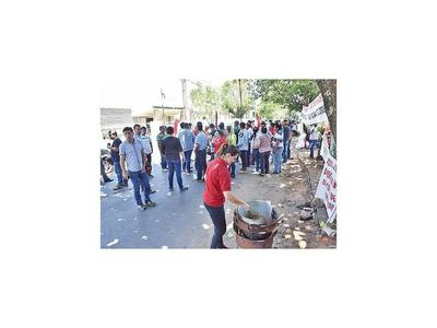 Sindicalistas del CAH piden intervención de Mario Abdo