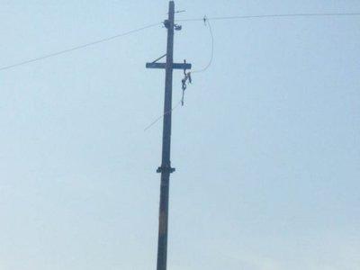 Robaron cinco transformadores de 25 kVA de la ANDE en Edelira, Itapúa