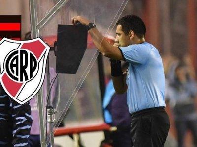 Conmebol saca de la final de la Libertadores al árbitro Diego Haro