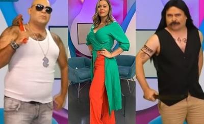 Parodiaron el programa conducido por Liliana Álvarez
