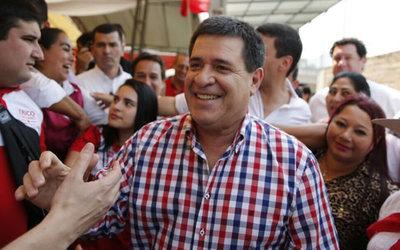 Dan trámite de oposición a la causa de Horacio Cartes