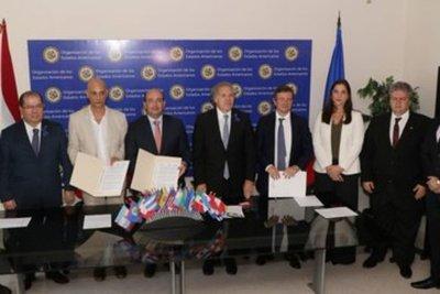 Presentan informativo OEA NEWS