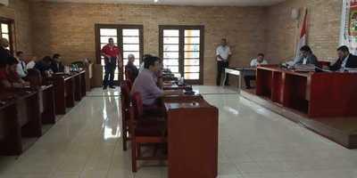 Concejales aprueban presupuesto del 2020 con varias modificaciones
