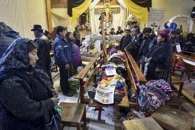 Demora en la convocatoria de elecciones complica la situación en Bolivia