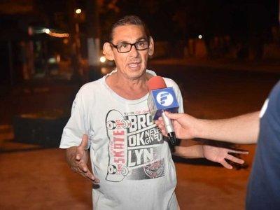 Vendedor de sandías perdió G. 11.000.000 y culpa a polis