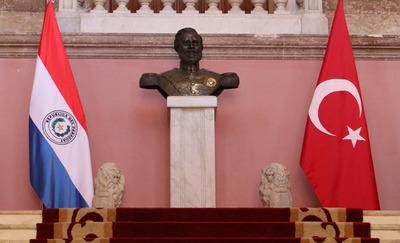 A un año de apertura de embajada, Turquía y Paraguay fortalecen intercambio comercial y cooperación