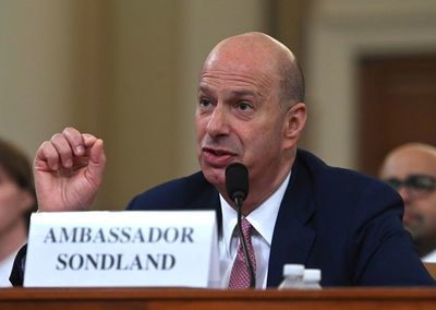 Embajador de EEUU en la UE compromete a Trump en caso ucraniano