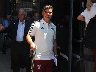River parte rumbo a Lima para la final de la Copa Libertadores
