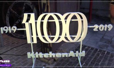 Celebramos los 100 años de Kitchenaid