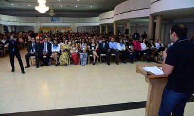 Inicia congreso internacional de Medicina