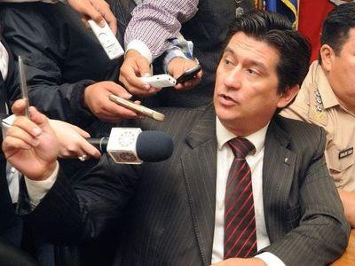 """""""La reunión fue una pérdida de tiempo"""", dice comisario Cardozo sobre encuentro con Lorena de Barros"""
