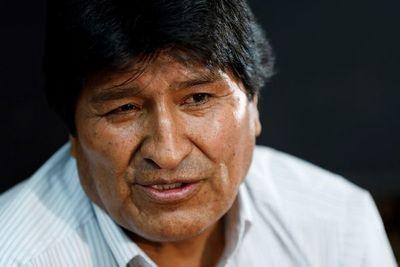 """Evo Morales califica como """"genocidio"""" la represión en Bolivia"""