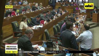 Diputados votan elevar el déficit fiscal