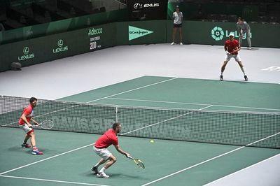Serbia saca a Japón de la Copa Davis