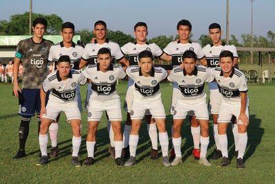 Olimpia Sub 16 y Guaraní Sub 17, se consolidan en la cima