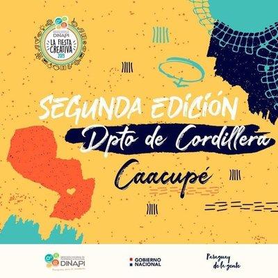 """Dinapi realizará la segunda edición de su """"Fiesta Creativa"""" en Caacupé"""