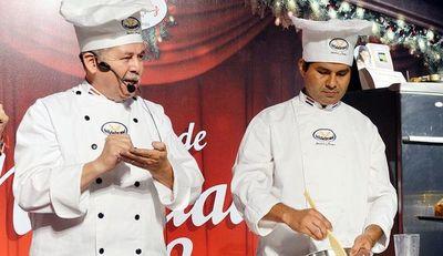 Cursillos de Navidad con los mejores chefs