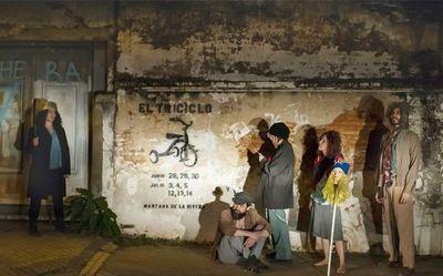 """El regreso de """"El triciclo"""""""
