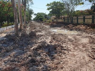 Caos en Concepción por obras sin terminar