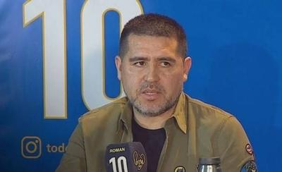 HOY / Riquelme apunta a la vicepresidencia de Boca Juniors