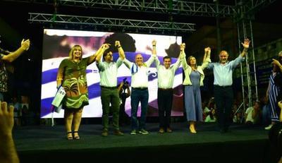 La campaña para el balotaje terminó con fuertes ataques entre Lacalle Pou y Daniel Martínez