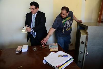 Itá Paraná retiró sus cajas fuertes de la terminal de ómnibus CDE