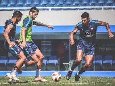 Cerro Porteño con ausencias y retornos palpita el Clásico