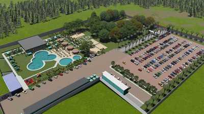 Proyectan mega infraestructura para el Club Minga Guazú
