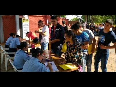 ASPIRANTES A LA ACADEMIA DE POLICÍA DENUNCIAN SUPUESTO FRAUDE EN EXAMEN DE INGRESO