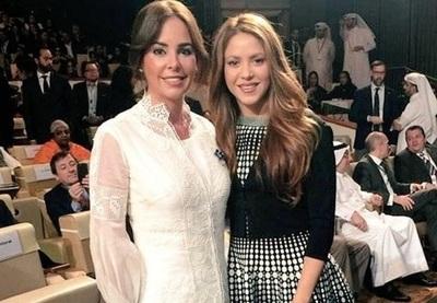 Silvaba Abdo y Shakira se unen para un noble fin