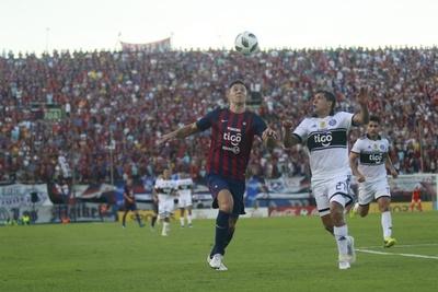 Este domingo se jugará el Clásico Cerro – Olimpia