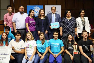 Conmemoran 30 aniversario de la Convención sobre los Derechos del Niño