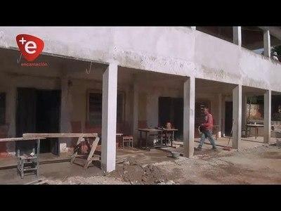 ENCARNACIÓN: COMUNA INICIA INTERVENCIÓN EDILICIA EN 5 INSTITUCIONES EDUCATIVAS