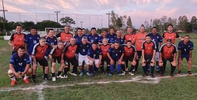 En Loreto prosigue torneo de fútbol suizo C50