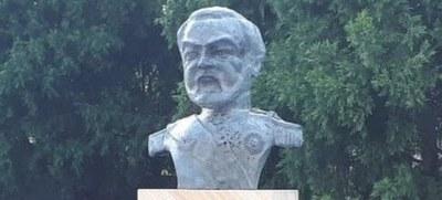 Busto de Mariscal Francisco Solano López fue colocado en plaza de Sidney