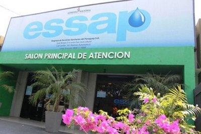 Asunción sin agua