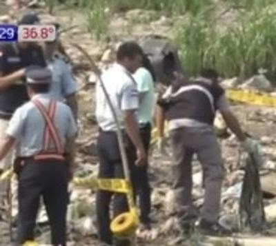 Hallan cuerpo sin vida en Costanera de Asunción