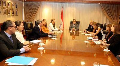 Miembros de Gafilat mantuvieron reunión en la Corte