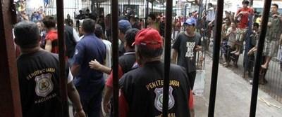 Contratan a más de 400 nuevos agentes penitenciarios