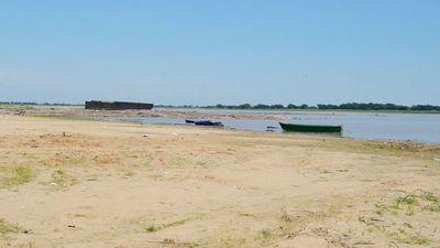 Sube el nivel del río Paraguay y alivia al comercio exterior