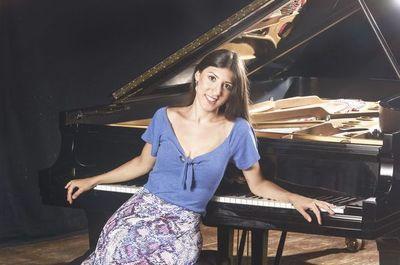 Chiara D'Odorico volverá a llevar su arte a Europa