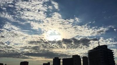 Viernes caluroso y con chaparrones, pronostica Meteorología