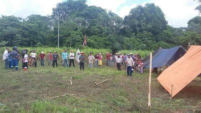 Realizarán movilización campesina en Canindeyú