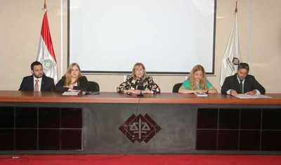 Fiscalía paraguaya habló sobre caso Messer
