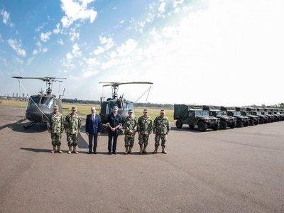 Helicóptero siniestrado operaba desde hace tres meses en Paraguay