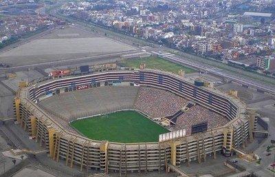 Copa Libertadores 2019: Roban equipos de telecomunicaciones en el Estadio Monumental