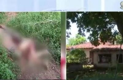 Hombre asesinado a golpes y cuchilladas en Yaguarón