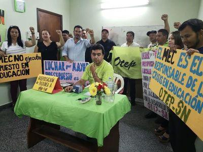 OTEP repudia cierre de más de 1500 instituciones en todo el país