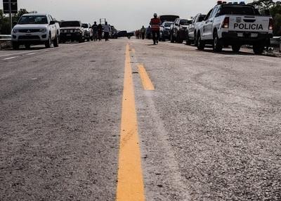 Inauguran nuevo tramo de la ruta Bioceánica en el Chaco